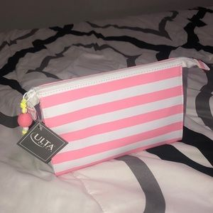 Make up pouch from Ulta beauty